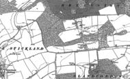 Old Map of Quarleston, 1887