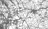 Old Map of Quinton, 1882 - 1902