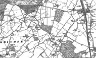 Old Map of Rableyheath, 1897
