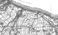Old Map of Raithwaite, 1911