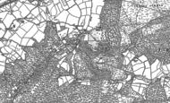 Old Map of Rake, 1896 - 1910