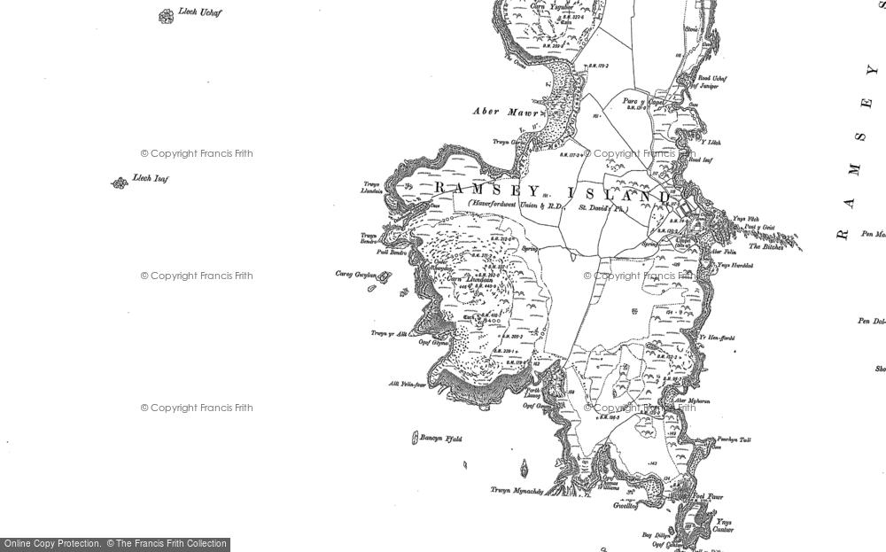 Ramsey Island, 0 - 1906