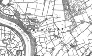 Old Map of Ramsholt, 1881 - 1902