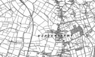 Old Map of Rangeworthy, 1879 - 1881