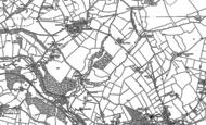 Old Map of Ratford, 1899
