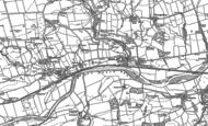 Old Map of Redburn, 1895