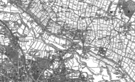 Old Map of Riddlesden, 1891 - 1892