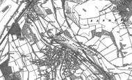 Old Map of Riddlesdown, 1894 - 1895