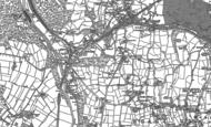 Old Map of Ridgeway, 1879 - 1880