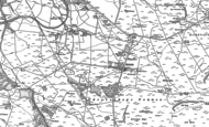 Old Map of Ridsdale, 1895 - 1896