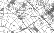 Old Map of Rigsby, 1887