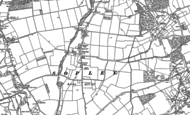 Old Map of Ripley, 1907