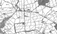 Old Map of Riplingham, 1888