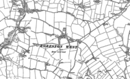 Old Map of Robeston West, 1906 - 1948