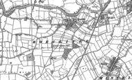 Old Map of Roecliffe, 1890 - 1892