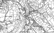 Old Map of Rosgill, 1897