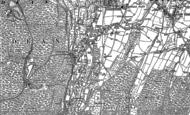 Old Map of Ruspidge, 1878 - 1901