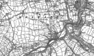 Old Map of Ruswarp, 1892 - 1911