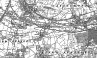 Old Map of Ryeford, 1882