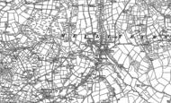 Old Map of Sarn Mellteyrn, 1888 - 1899