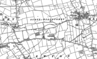 Old Map of Scott Willoughby, 1887