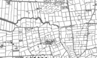 Old Map of Scotterthorpe, 1885