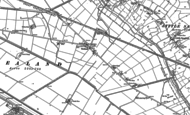 Old Map of Sealand, 1898 - 1909