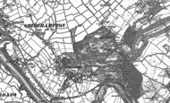 Old Map of Shirehampton, 1901 - 1902