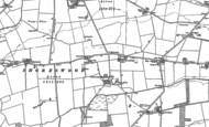 Old Map of Shoresdean, 1897