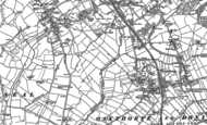 Old Map of Short Heath, 1900 - 1901