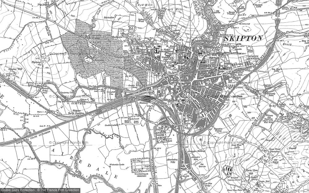 Skipton, 1893 - 1907