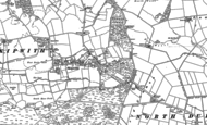 Old Map of Skipwith, 1889 - 1890