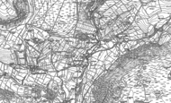 Old Map of Skyreholme, 1907