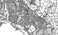 Old Map of Slack Head, 1911 - 1912