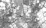 Old Map of Snaresbrook, 1894 - 1895