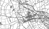 Old Map of South Cerney, 1920