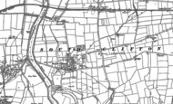 Old Map of South Clifton, 1884 - 1899