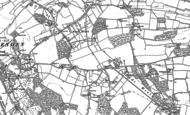 Old Map of South Heath, 1897