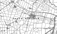 Old Map of South Hykeham, 1886 - 1904