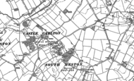 Old Map of South Reston, 1887 - 1888