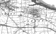 Old Map of Speeton, 1888 - 1909
