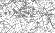Old Map of St Mary Church, 1897