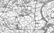 Old Map of St Mary Hill, 1897