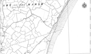 Old Map of St Mary's Bay, 1906
