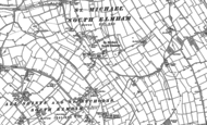 Old Map of St Michael South Elmham, 1903