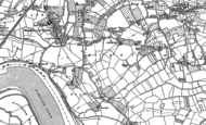 Old Map of Stantway, 1879 - 1884