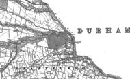 Old Map of Startforth, 1912 - 1913