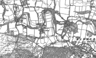 Old Map of Stedham, 1895 - 1896