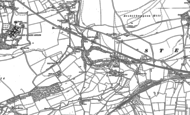 Old Map of Stert, 1899