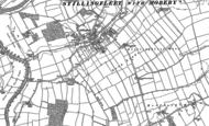 Old Map of Stillingfleet, 1889 - 1891